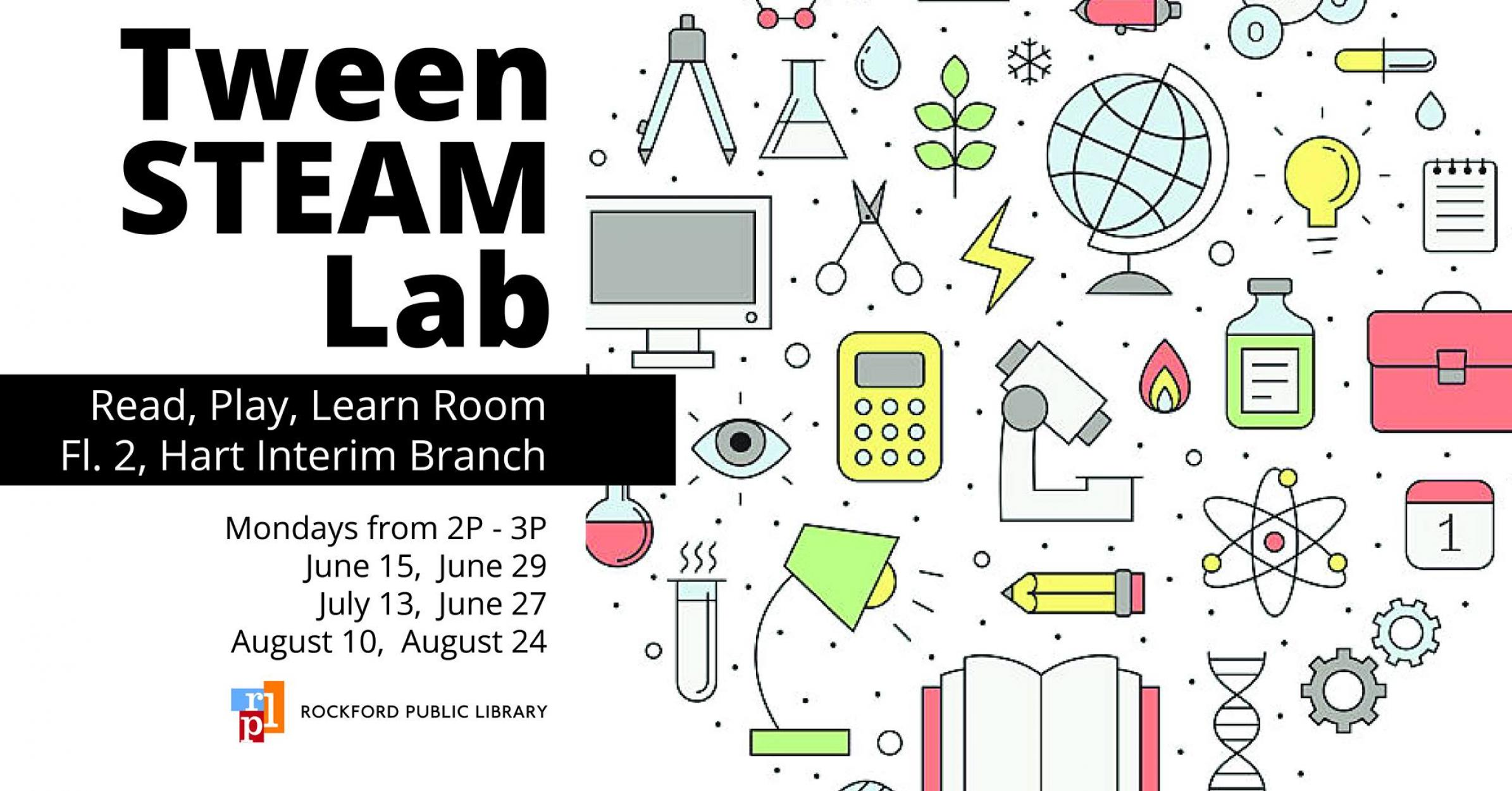 Tween STEAM Lab