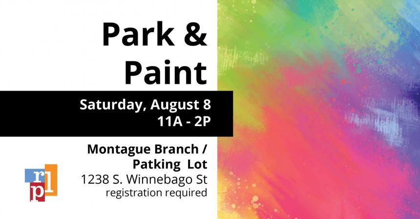 Park and Paint