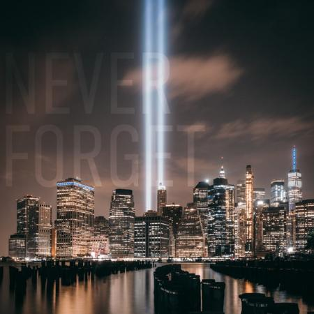 We will always remember.