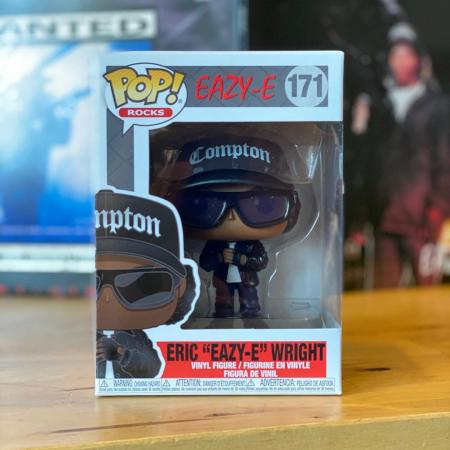 Take it Eazy this weekend and stop in to Culture Shock to pick up the Eazy-E Funko Pop! Open 11-6 on Saturdays. Check out the Funko section at Cultureshockshop.com
