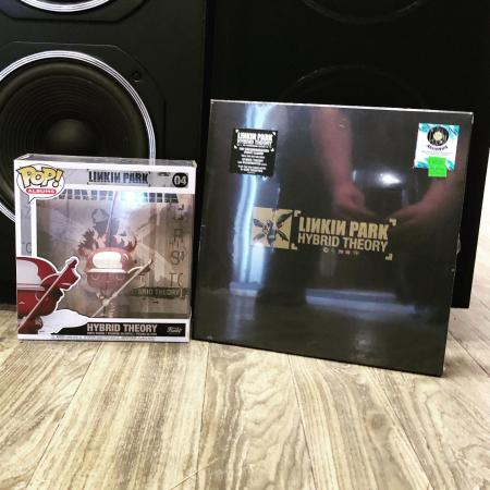 Happy Funko Friday !!! We just got in the New Funko Linkin Park Hybred Theory Album Series along with SLIPKNOT and the original OG herself, Ruth Bader Ginsburg. Stop on in and grab a Funko to add to your Pop Collection. We're Tuesday through Saturday 11am - 6pm for your Funko viewing.