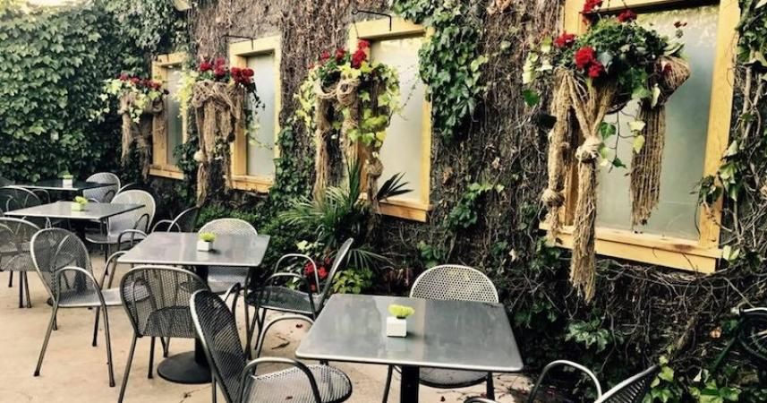 Favorite Spot for Outdoor Dining