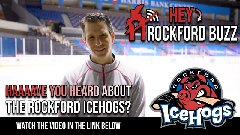 IceHogs Have Some VERY Exciting News!