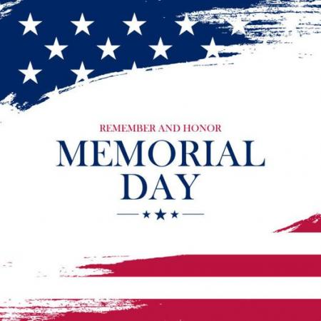 On this Memorial Day, we remember and honor those who have given the ultimate sacrifice....Home of the free, because of the brave!