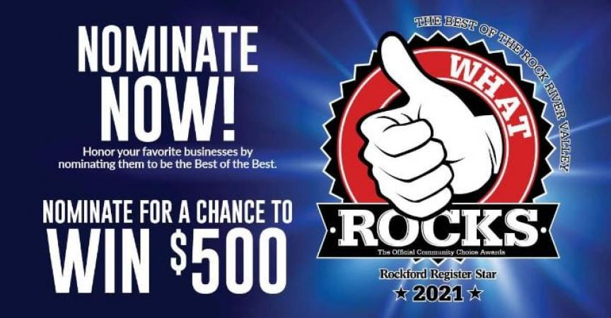 To all of our amazing wonderful customers!Don't forget to nominate your favorite carpet cleaning team for the 2021 What Rocks Rockford! You can also enter for your chance to win $500 from What Rocks Rockford! Here is the link to nominate your favorite carpet cleaning team: https://rrstar.gannettcontests.com/What-Rocks-2021/ When you go to nominate All Seasons you can find us under services and then under carpet cleaning