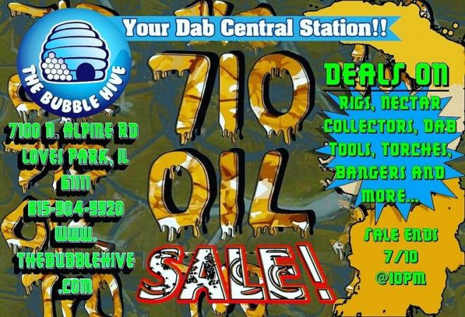 TODAYS THE DAY GUYS  Stop in and get yourself set up % OFF ALL RIGS Open everyday from 9am-10pm Call us at 815-904-9920 Turn those post notifications ON #thebubblehive #rockfordillinois #rockfordglassshop #headshop #headshoplife #shoplocal #710society