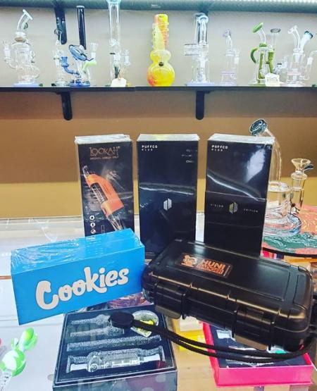 Just because 710 is over doesn't mean you have to stop celebrating  Come say highhhh to your friends @ The Bubble Hive Open daily from 9am-10pm Call us at 815-904-9920 Turn those post notifications ON #thebubblehive #rockfordillinois #rockfordglassshop #headshop #headshoplife #headyglass #qualityglass #shoplocal #shoprockfordil #supportlocal #420 #420life #710 #710society #smoke #smokeup #cannabiscommunity #bestglassintown #celebrate710 #710society