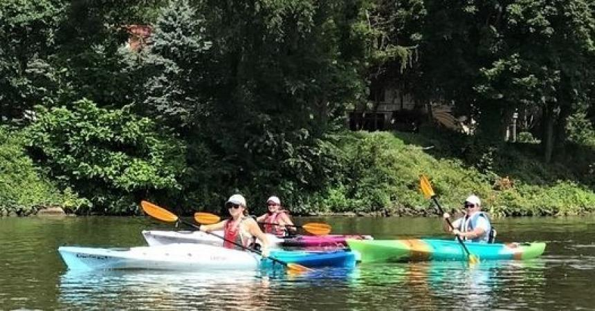 We have 3 spots left for this Saturday!SAT, JUL 10Intro to KayakingLoves Park