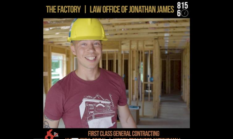 Jake The Builder Helps Habitat For Humanity!