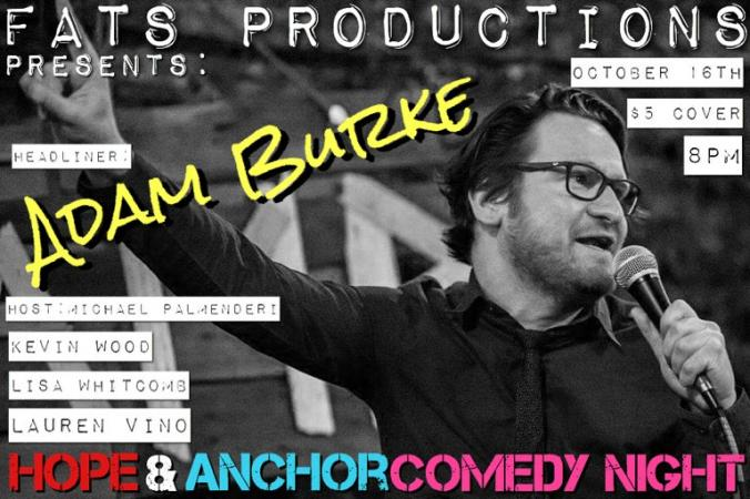 The Hope & Anchor Comedy Night